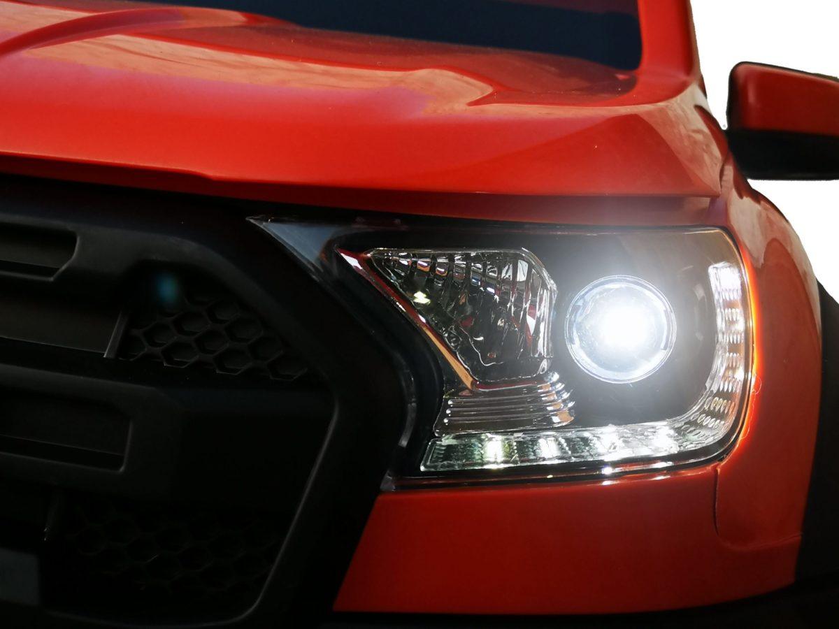Ford Ranger Raptor 2020 Licened 12v Kids Ride On – Orange
