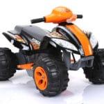 Kids Ride On Quad Bike 6v – Orange