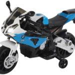 Bmw 1000rr Kids Ride On Electric Motorbike 12v – Blue