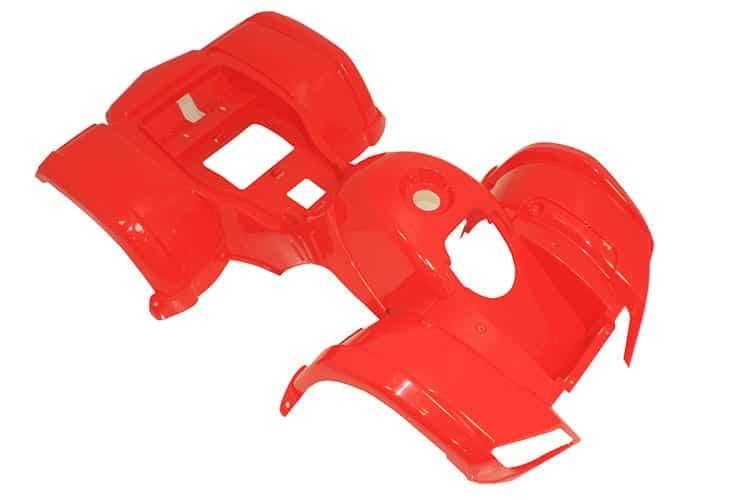 Condor Plastic Body-red