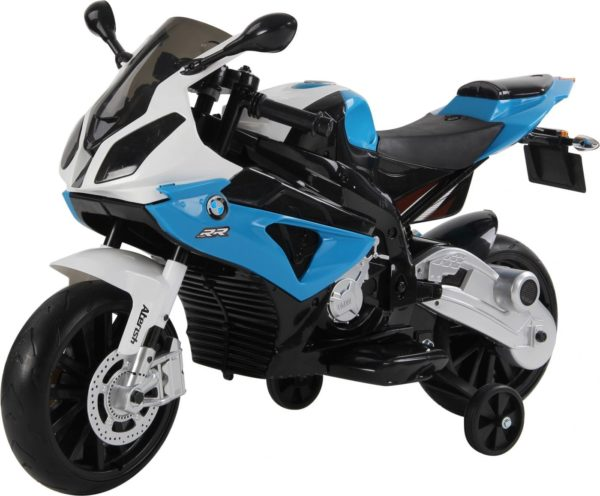 Bmw 1000rr Kids Ride On Electric Motorbike 12v – Blue