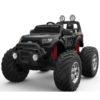 Ford Ranger Ride On Kids 24v Monster Truck 4wd Eva Wheels – Black