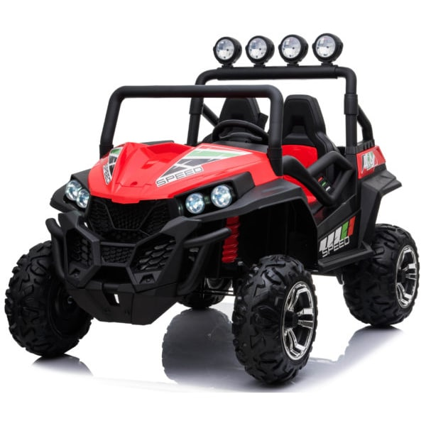 Renegade Maverick Rs 24v* 4x4 Kids Electric Ride On Buggy New 2021 Model – Red
