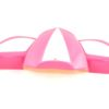 Quad Front Body Fairing – Pink Andamp;amp; White