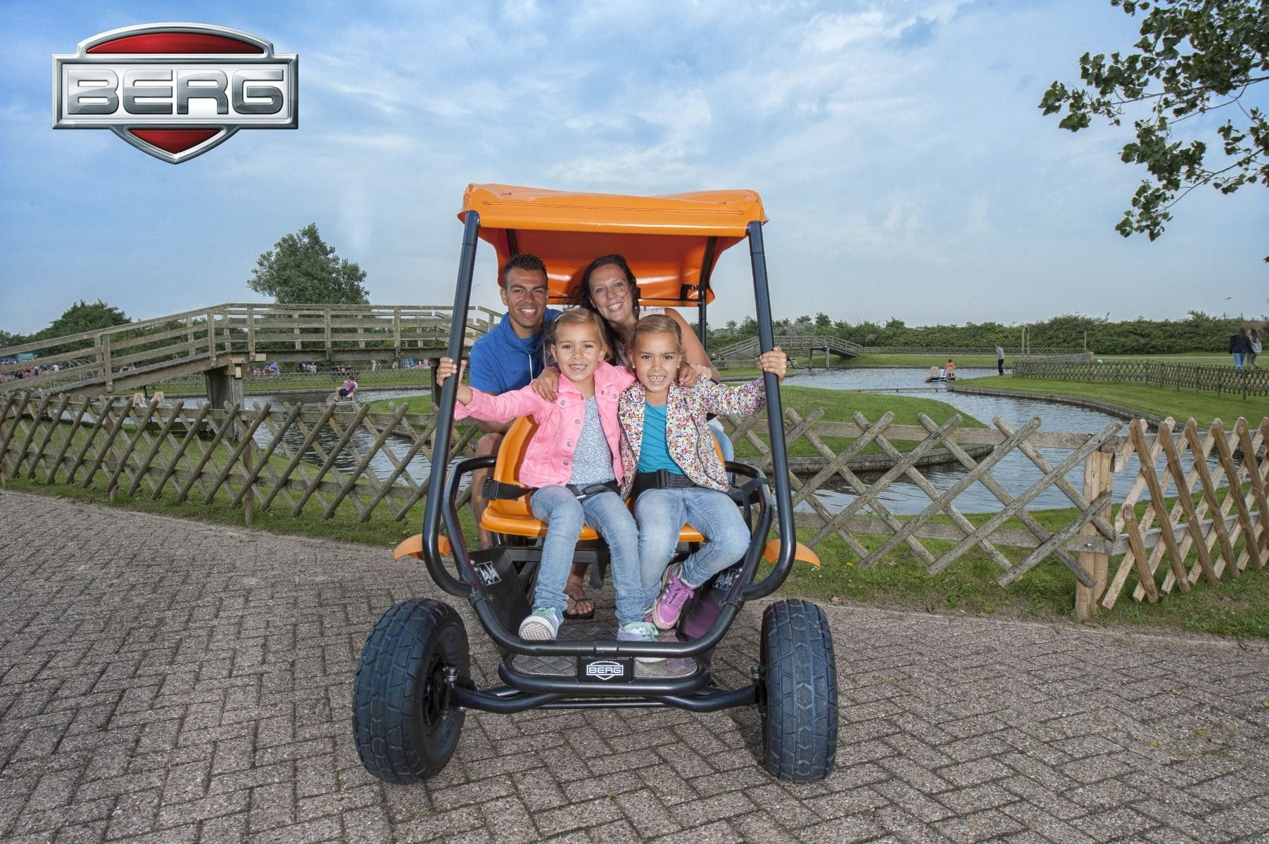 Berg Sunroof Gran Tour (for Gt From 2015) – Go Kart Accessory