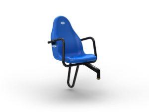 Berg Passenger Seat Basic|extra Blue – Go Kart Seat Accessory