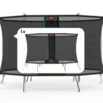 Berg Safety Net Comfort 330 11 Ft – Trampoline Accessory
