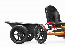 Berg Trailer L – Go Kart Trailer