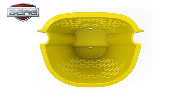 Berg Buzzy Basket Yellow Go Kart Accessory