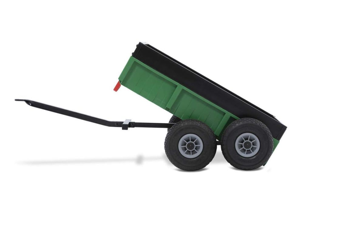 Berg Tandem Trailer Xl – Go Kart Accessory