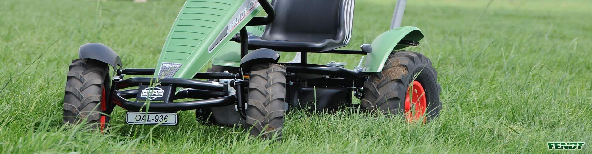 Berg License Plate Kit (for Xl Frame) – Go Kart Accessory