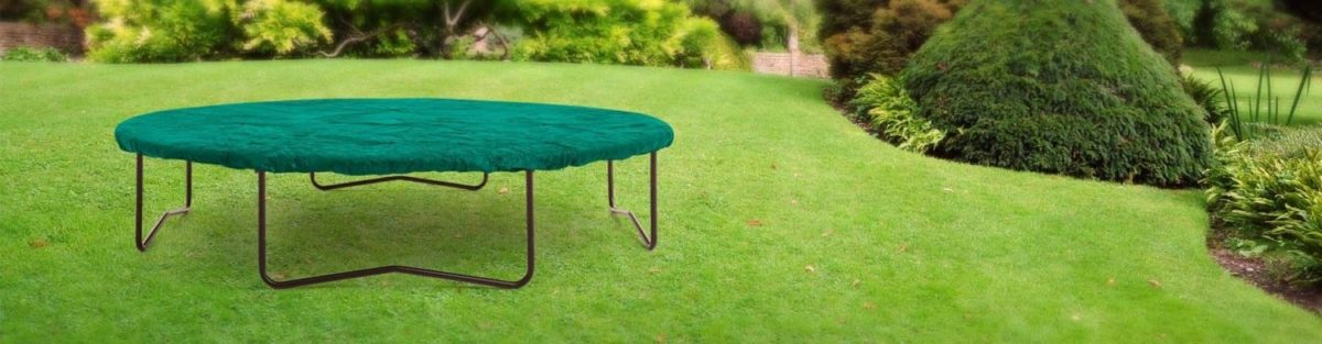 Berg Weather Cover Extra Green 330 11 Ft – Trampoline Accessory