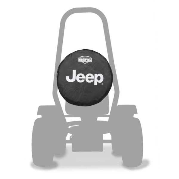 Berg Spare Wheel Jeep – Go Kart Accessory