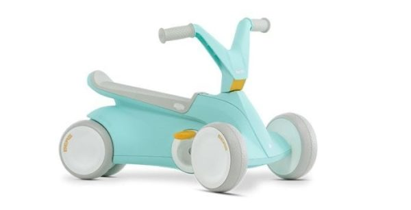 Berg Go2 2 In 1 Push And Pedal Toddlers Go Kart – Mint