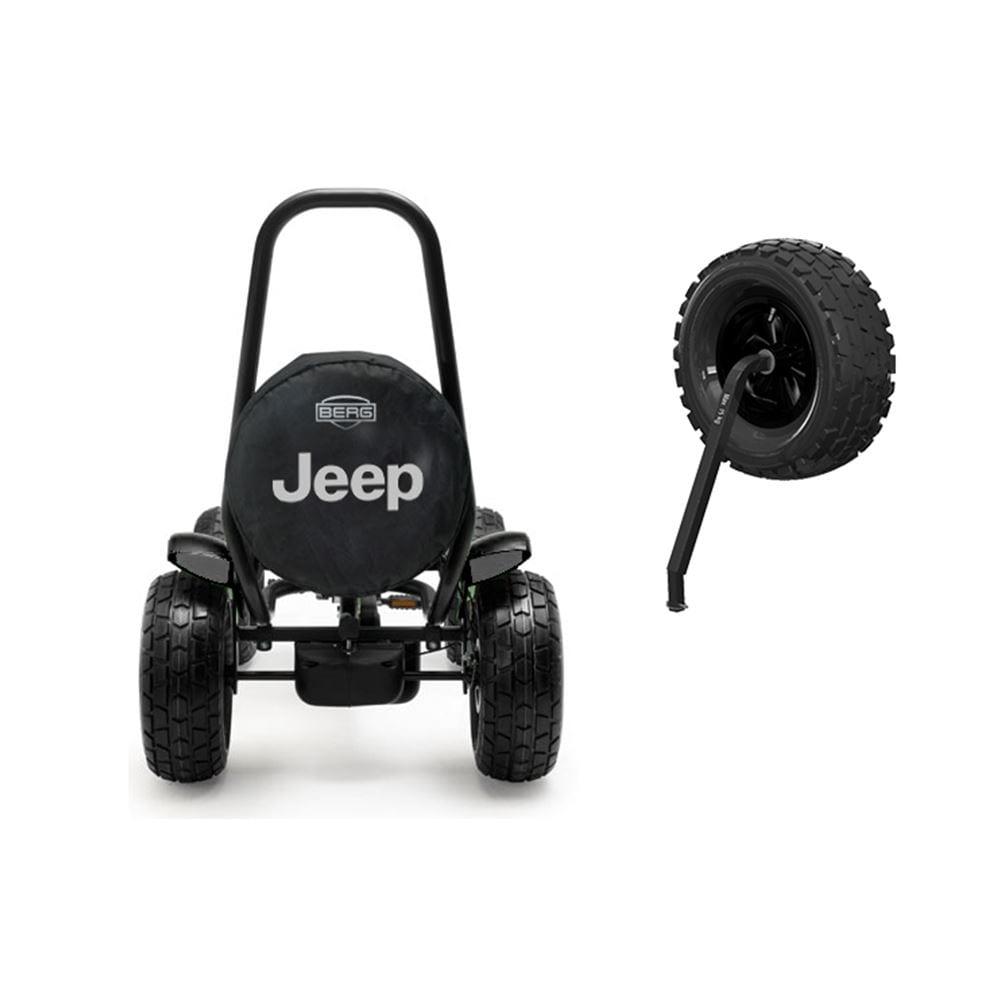 Berg Spare Wheel Jeep – Go Kart Accessory
