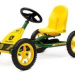 Berg Buddy John Deere Pedal Kids Go Kart