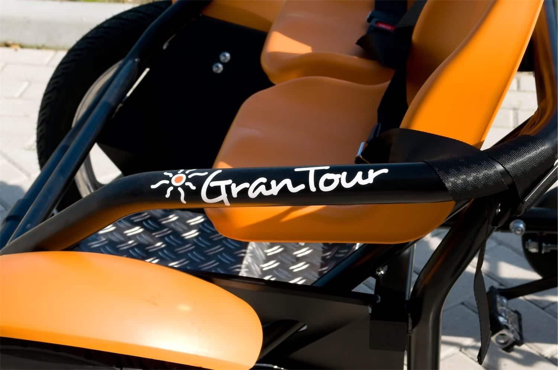 Berg Gran Tour Racer 4 Seater F Large Go Kart