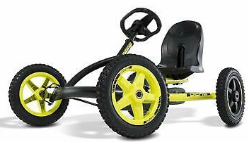 Berg Buddy Cross Pedal Kids Go Kart