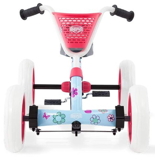 Berg Buzzy Bloom Kids Pedal Go Kart