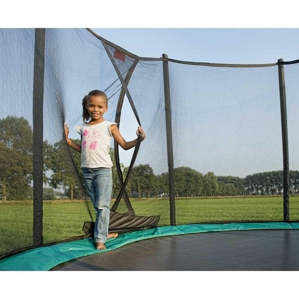 Berg Inground Favorit Trampoline 430 Green