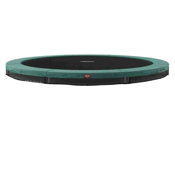 Berg Inground Favorit Trampoline 380 Green