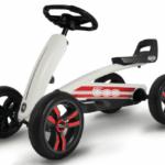 Berg Buzzy Fiat 500 Kids Pedal Go Kart