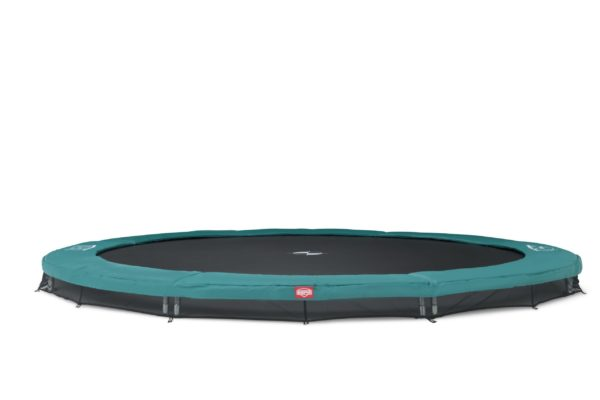 Berg Inground Champion 330 11ft Trampoline – Green