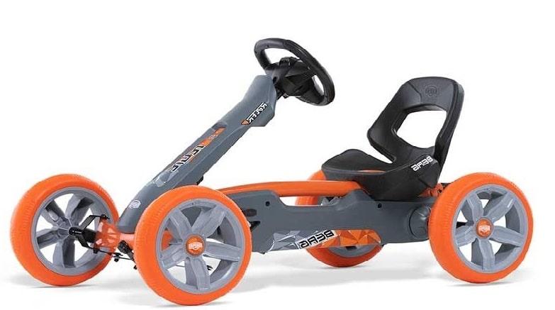 Berg Reppy Rebel Kids Pedal Go Kart