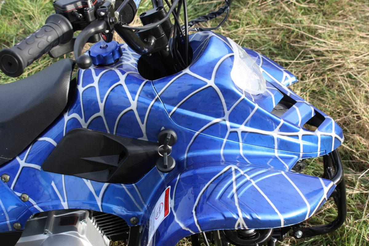 Big Foot 110cc Quad – Venom Red