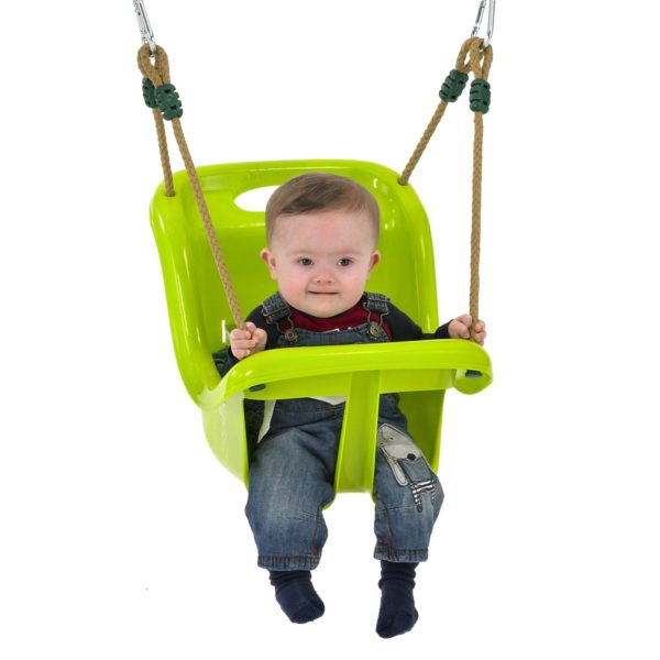 Early Fun Baby Seat (green)