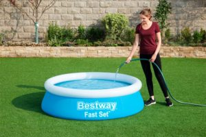 Bestway 6Ft Inflatable Paddling Pool Basic