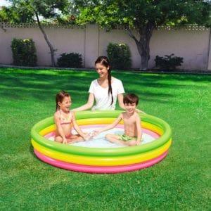Bestway 51103 Summer Set Paddling Pool