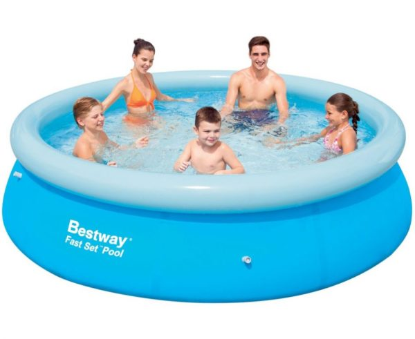 10ft Fast Set Inflatable Pool 57266