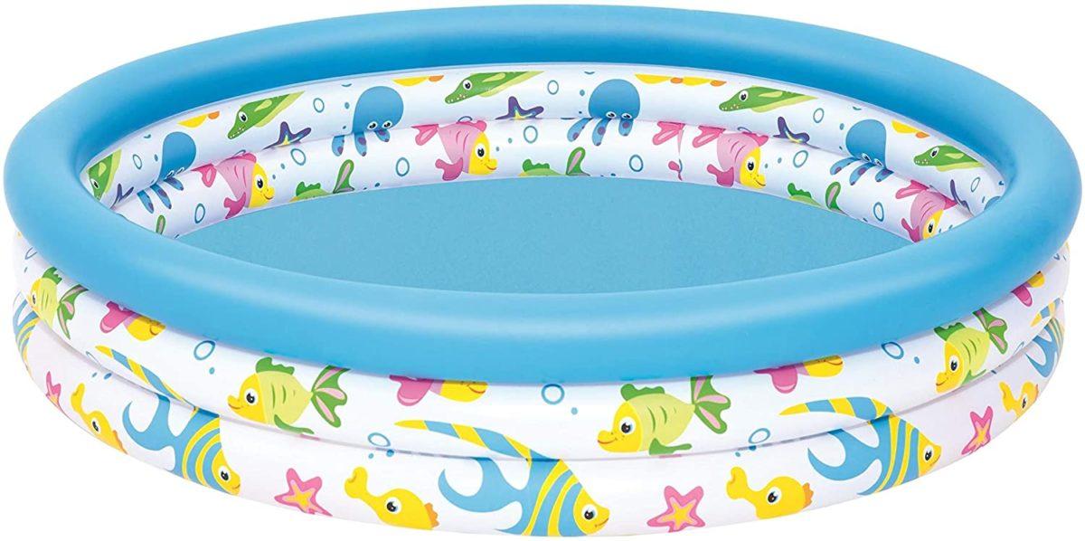 48″x10″ Coral Kids Pool 51009