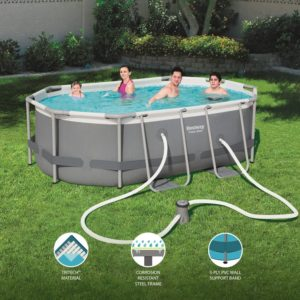 Bestway Power Steel Pool 9ft 10in