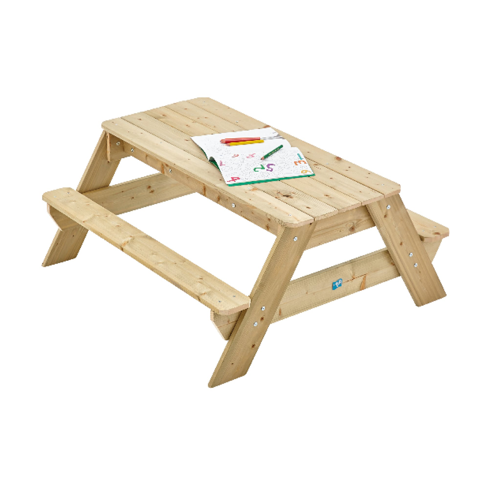Deluxe Picnic Table Sandpit Fsc