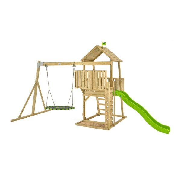 Tp Kingswood York Wooden Swing Set And Slide-fsc?