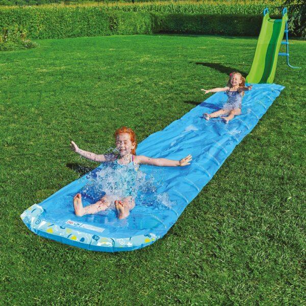 New Aqua Slide