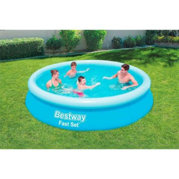 Bestway 10ft Fast Set Inflatable Swimming Pool
