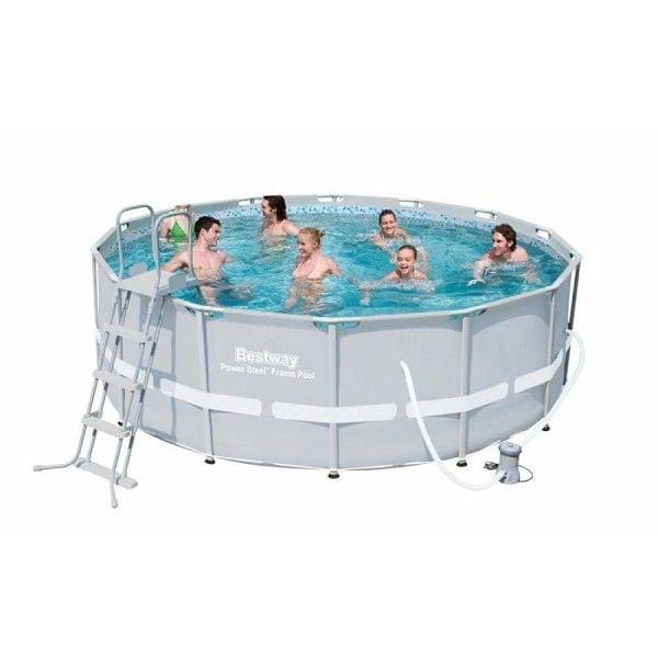 Bestway 14'x48″ Power Steel Framed Pool Set 56444