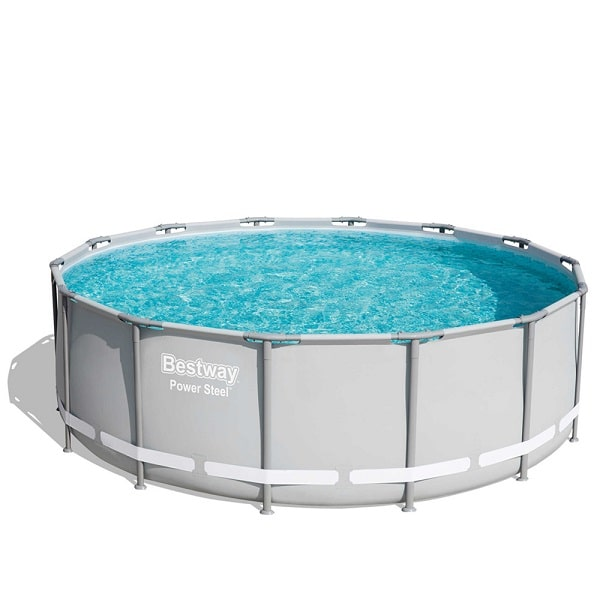 Bestway 14'x48″ Power Steel Framed Pool Set 56444
