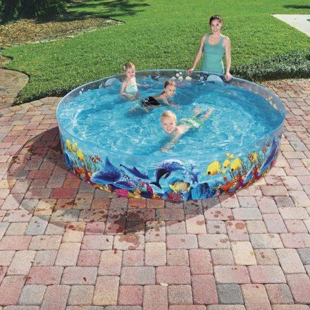 Bestway 55031 Fill N Fun Paddling Pool