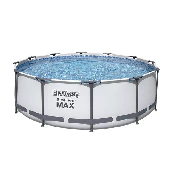 Bestway 56416 12ft Steel Pro Swimming Pool Set
