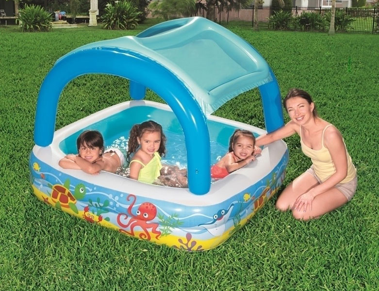 Bestway Canopy Paddling Pool