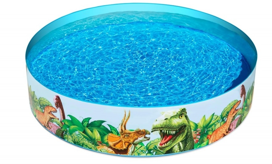 Bestway Dinosaurs Fill 'N Fun Swimming Pool