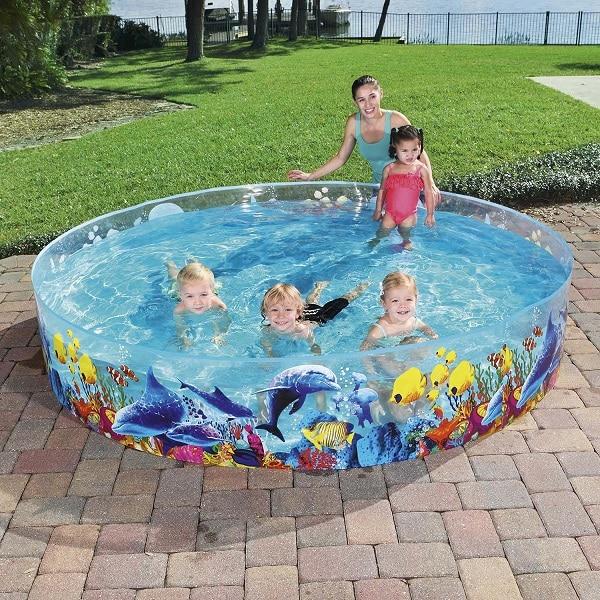 Bestway Fill N Fun Paddling Pool