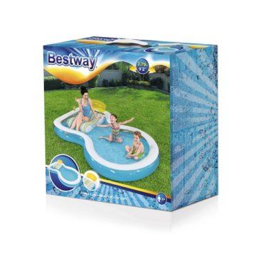 Bestway Inflatable Pool Staycation Pool 54168