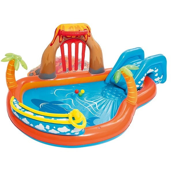 Bestway Lava Lagoon Play Centre Paddling Pool