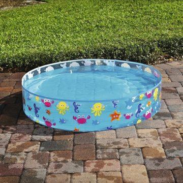 Bestway Fill N Fun Sealife Paddling Pool
