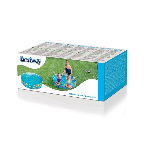 Bestway Fill N Fun Sealife Paddling Pool